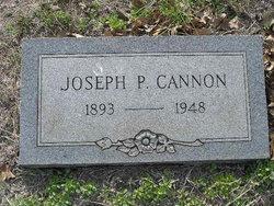 """Joseph Parker """"Jake"""" Cannon"""