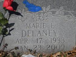 Marie Edythe <I>Eschrich Eckerson</I> Delaney