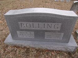 A Homer Bolling