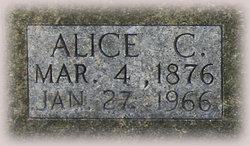 Alice C <I>Lution</I> Brooks