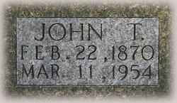 John T Brooks