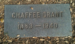 Chaffee Grant
