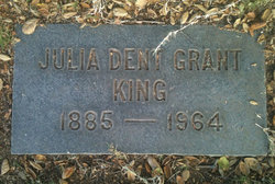 Julia Dent <I>Grant</I> King