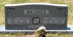 Carroll Quinton Billings