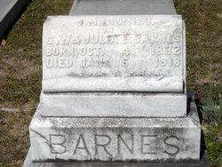 J. Mack Barnes