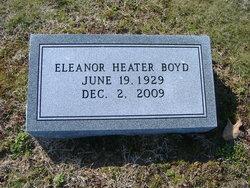 Eleanor <I>Heater</I> Boyd