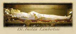 Saint Imelda Lambertini
