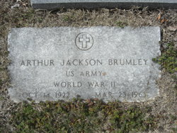 Arthur Jackson Brumley