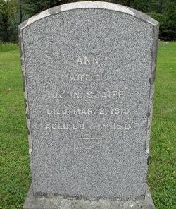 Ann Scaife
