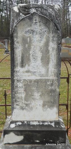 "J Wesley ""JW"" Blackburn"