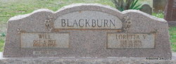 Will Blackburn