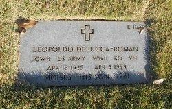 "Sgt Leopoldo ""Popo"" De Lucca Román"
