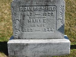 Mary Etta <I>Farley</I> Brumfield