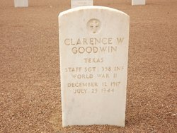 Clarence W Goodwin