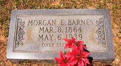 Morgan Edward Barnes