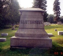 Josephine C. <I>Dowler</I> Hartshorne