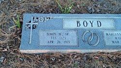 Simon M. Boyd Sr.