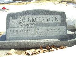 Berdena <I>Rothwell</I> Groesbeck