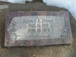 Ronald Earl Mason