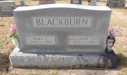 Nora E <I>Campbell</I> Blackburn