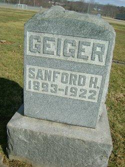 Sanford H Geiger