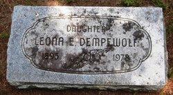 Leona E Dempewolf