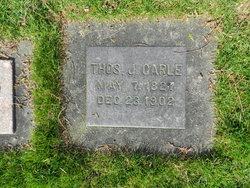 Thomas Jackson Carle