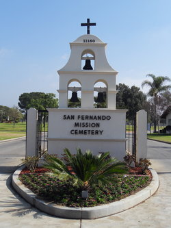San Fernando Mission Cemetery