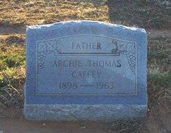 Archie Thomas Caffey