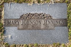 Mary <I>Johnson</I> Jennings