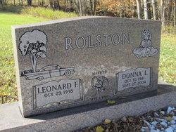 Donna L Rolston