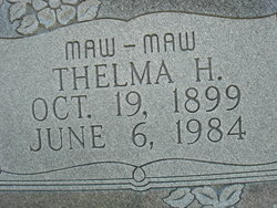 Thelma <I>Hutchinson</I> O'Connor