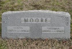 Jeanette Evelyn <I>Anthony</I> Moore