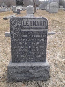 Frank E Leonard