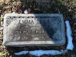 Mrs Emma <I>Stiebeling</I> Luce
