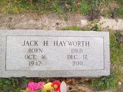 Jack Hayworth