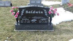 Opal L. <I>Browning</I> Baldwin