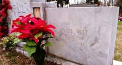 Violet <I>Witt</I> Campbell