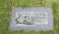 Elvern B Adams