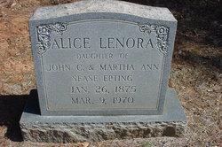 Alice Lenora Epting