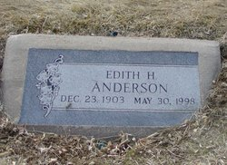 Edith H. Alexander