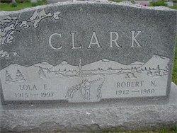 """Robert Nelson """"Butch"""" Clark"""