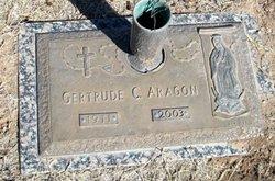 Gertrude <I>Cordova</I> Aragon