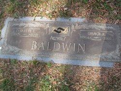 Grace <I>Rosen</I> Baldwin