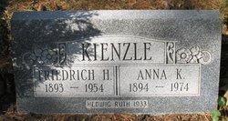 Friedrich H Kienzle