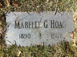 Mabelle G Hoag