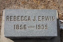 Rebecca Jane <I>Stewart</I> Erwin