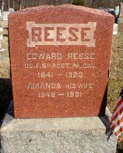 Amanda <I>Winters</I> Reese