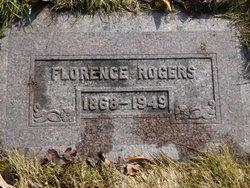 Florence Mary <I>Swarthout</I> Rogers