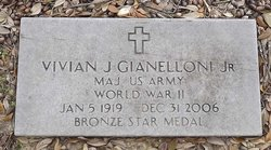 """Vivian Joseph """"V. J."""" Gianelloni, Jr"""